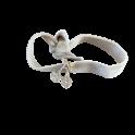 Bracelet velours taupe