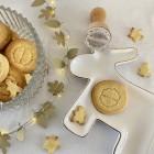 tampon biscuit Noël