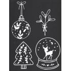 stickers de Noel