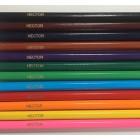 Crayon de couleurs personnalisable