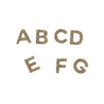 Alphabet baton miniature