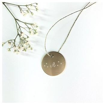 Médaille Monogramme