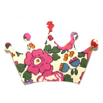 Couronne Betsy rose
