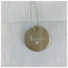 Médaille Manan
