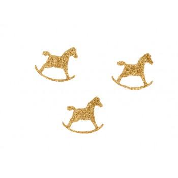 Miniatures cheval à bascule