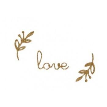 Miniatures love et branchette